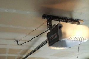 How To Open Your Garage Door During A Power Outage When You Need