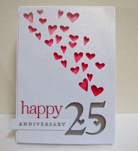 44 Heartfelt Anniversary Gift Items for Parents To Surprise Anniversary gifts are the best way to show your love to your parents. Here are some ideas to present finest wedding anniversary gifts for parents in India Cricut Anniversary Card, Homemade Anniversary Cards, Anniversary Card For Parents, Anniversary Greeting Cards, Anniversary Gifts For Parents, Wedding Anniversary Cards, Aniversary Cards, Homemade Wedding Cards, Second Anniversary