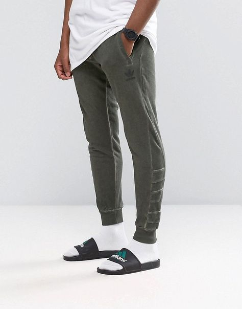 Adidas Originals Skinny Joggers Click link for product
