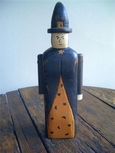14 Halloween Folk Art ideas | halloween folk art, folk art ...