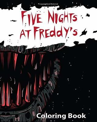 PDF DOWNLOAD] Five Nights at Freddy\'s: Coloring Book by ...
