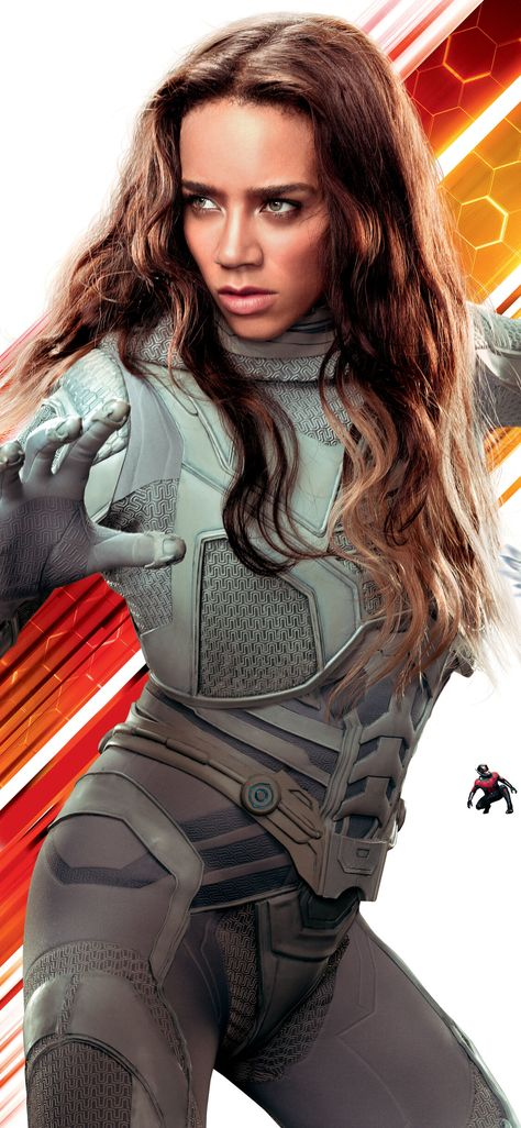 Hannah John Kamen As Ghost In Ant Man And The Wasp Movie 10k Wallpapers | hdqwalls.com