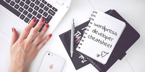 The Ultimate WordPress Cheatsheet