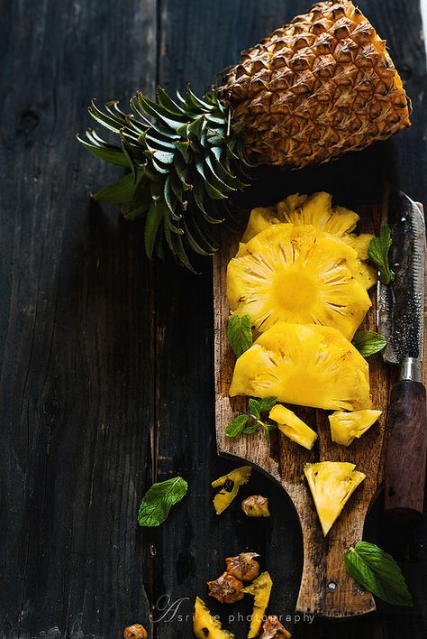 pineapple Life color, Food photography and Food - küche im wohnzimmer