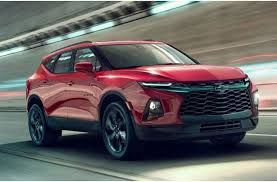 2019 Chevy Blazer Top 10 Things You Need To Know Chevrolet Blazer Chevrolet Trailblazer Chevy Trailblazer
