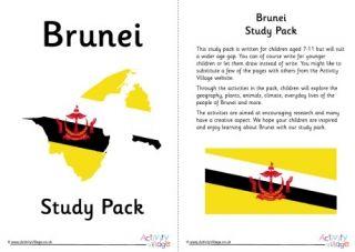 Pin On Brunei