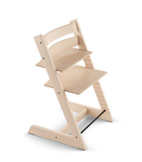 Tripp Trapp Chair White Chaise Haute Chaise Chaises Hautes