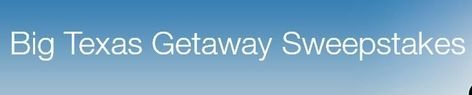 Travel Channel Big Texas Getaway Sweepstakes - Win $10,000 Cash Prize