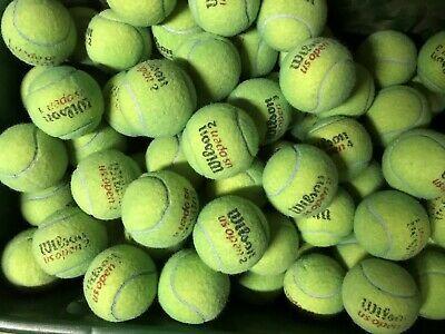 Lot Of 125 Used Yellow Tennis Balls Ebay In 2020 Tennis Balls Ball Tennis