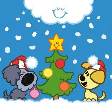 Kleurplaten Woezel En Pip Kerst.Kerst Woezel En Pip Kerst 2018