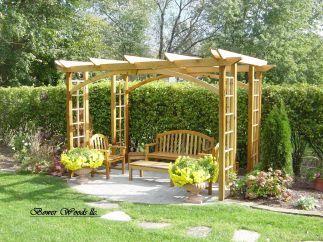 Pin On Japanese Garden Gazebo Ideas