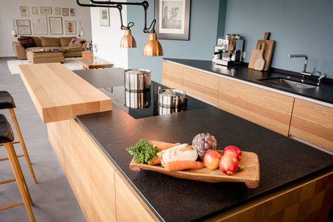 13 best Küchen images on Pinterest Contemporary unit kitchens - team 7 küche