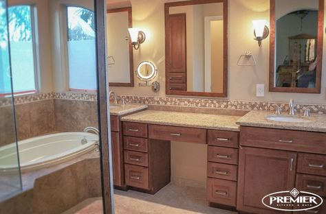 Bathroom Remodeling Photo Gallery L Premier Kitchen And Bath