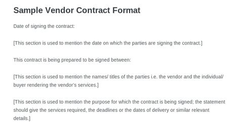 sample contracts (samplecontracts) on Pinterest