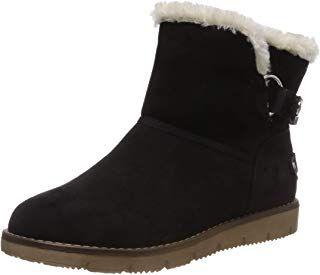 Tom Tailor Damen 5893102 Schlupfstiefel Damen Frau Schuhe Damenschuhe Geschenkideen Schuhe Damen Damenschuhe Damen