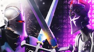 Ultra Hd Wallpaper Fortnite Dark Knight Vs Dark Red Knight 4k
