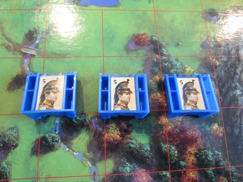 Case Blue Board Game : Details about 1999 stratego game pieces blue #5 lot of 3 board