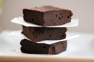 Blue Kale Road: Velvet Brownies