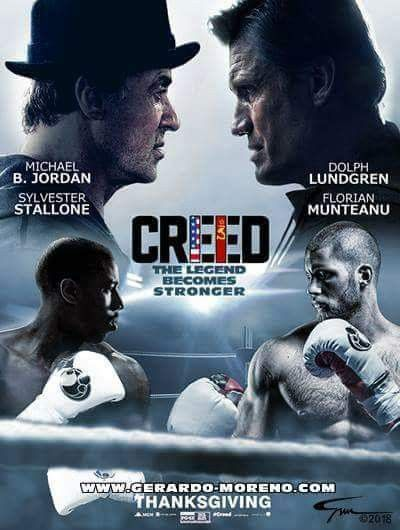 Creed 2 En Streaming : creed, streaming, Creed, Deals, Rocky, Film,, Movie,, Sylvester, Stallone