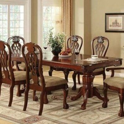 Astoria Grand Robena Formal Solid Wood Dining Table In 2020 Solid Wood Dining Table Formal Dining Tables Dining Table