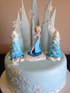 Kue Ulang Tahun Frozen Cake Es Krim Baby Cakes Kue Frozen