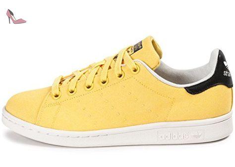 adidas Stan Smith W Spring Yellow Bbq Jaune 36 - Chaussures adidas ...