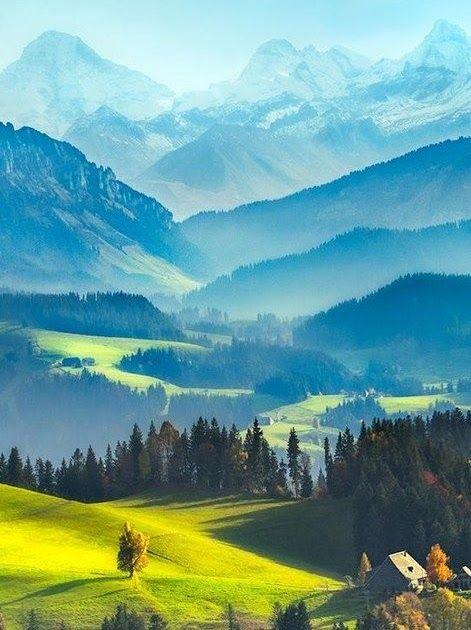 25 Pemandangan Alam Swiss Switzerland Landscape By Robin Halioua Discover Swiss Download April 2011 Saudagina Download Pemandan Di 2020 Pemandangan Alam Alpen