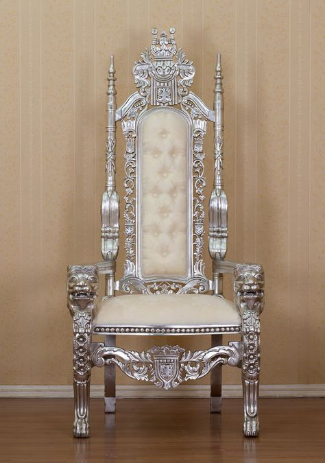 crystal throne chair - Google Search