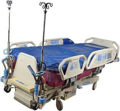 Sponsored Ebay Hill Rom P1840 Intellidrive Totalcare Bariatric Plus Nano Ag Hospital Bed Hospital Bed Hospital Intensive Care Unit