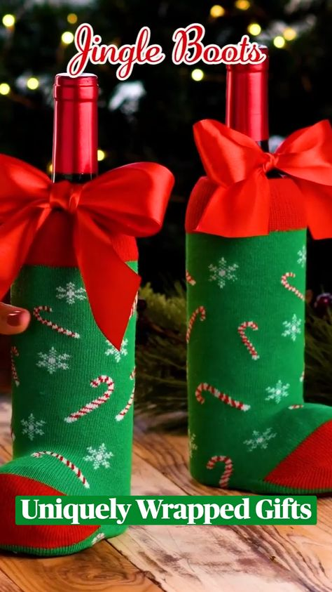 Uniquely Wrapped Gifts