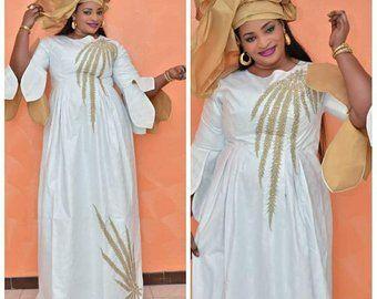 Robe De La Femme Africaine Vetements Africains Mode