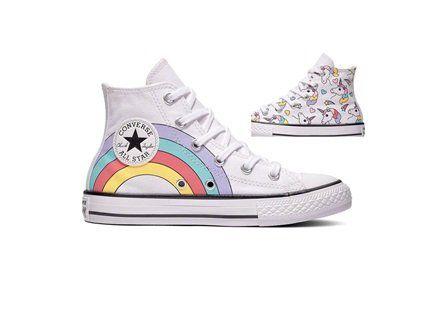 Converse Kids CTAS Hi Boot Unicorn