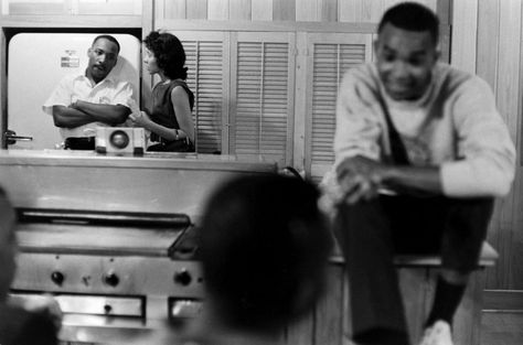 Martin Luther King Jr. and young Freedom Riders in Mongtomery, Alabama, in 1961.