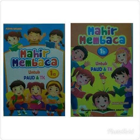 Download Buku Belajar Membaca Anak Paud Cara Mengajarku Buku Belajar Membaca