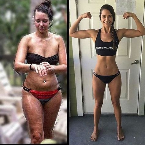 From fat 2 fit - massive femal body transformation - weight loss before and after