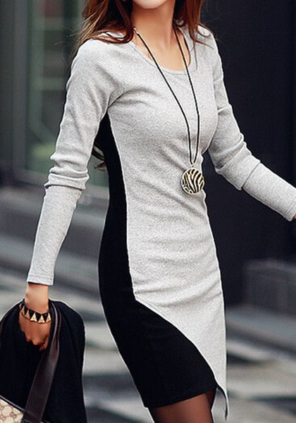 The color contrast of black and grey gives it a more stylish vibe.