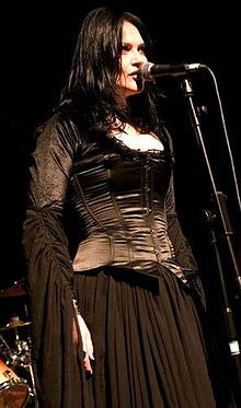 42 Vibeke Stene Ideas Gothic Metal Band Metal Girl Gothic Metal
