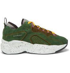 Rockaway Suede Sneakers | Shoes in 2019 | Sneakers, Green