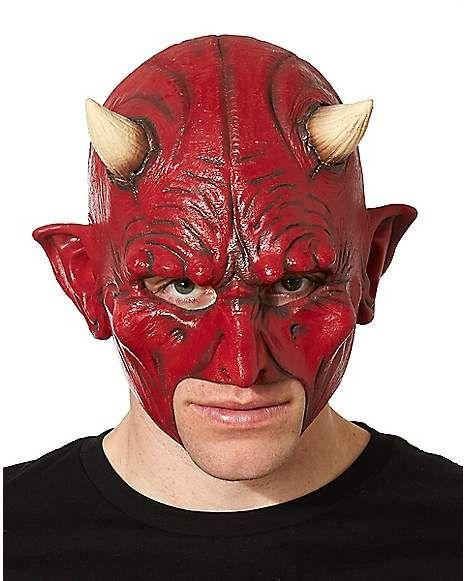 Chinless Devil Mask Spirithalloween Com Cosplay