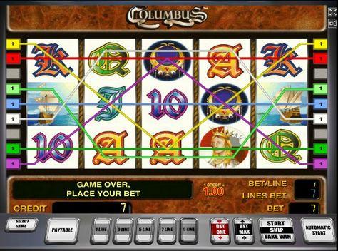 Автоматы игровые скачать бесплатно columbus игровые автоматы а