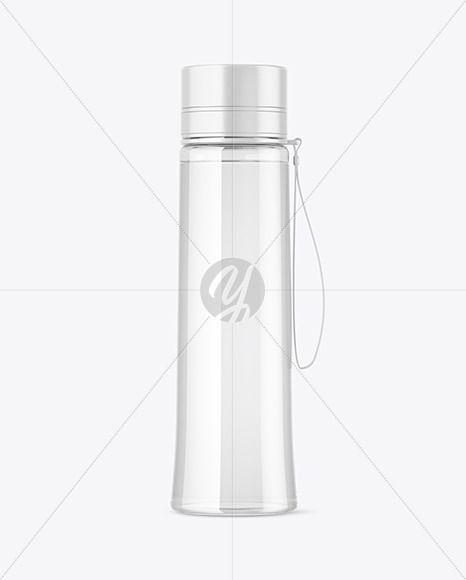 Download Clear Water Sport Bottle Mockup In Bottle Mockups On Yellow Images Object Mockups Bottle Mockup Sport Bottle Mockup Free Psd