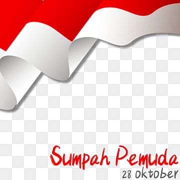Gambar Bingkai Sumpah Pemuda Dengan Bendera Pengibaran Bendera Indonesia Untuk Media Sosial Sumpah Pemuda Bahasa Indonesia 28 Oktober Png Dan Vektor Dengan L Latar Belakang Natal Bendera Desain Banner