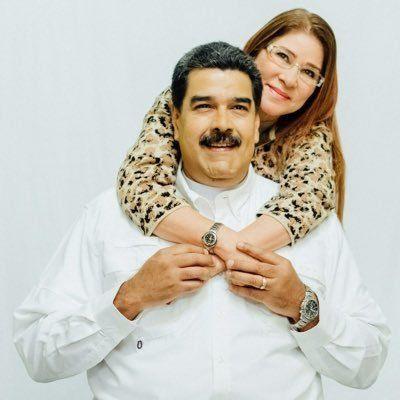 Cilia Flores Couple Photos Flores Photo