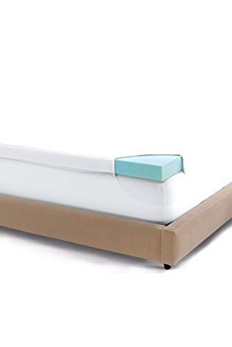 Serta 3 Inch Gel Memory Foam Soothing Cool Mattress Topper Twin Xl