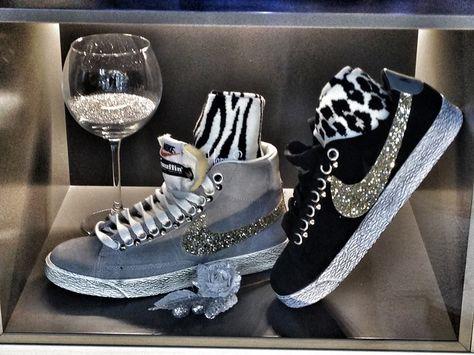 Scarpe Sneakers Nike Modello Alto By Muffin Milano Marittima | eBay