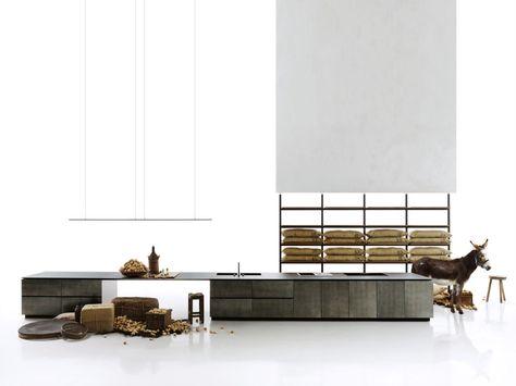 Modulare Küche SALINAS by Boffi Design Patricia Urquiola | Küche ...