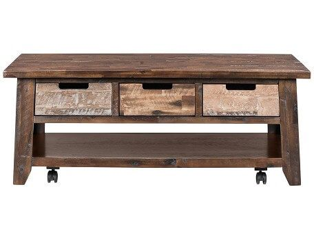 Painted Canyon Collection Chestnut Coffee Table Coffee Table Slumberland Furniture Table