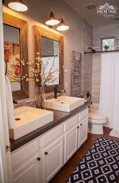Amazing Home Design Is Actually Really Great Becauce It Use A Amazing Theme Where It Can Ma Farmhouse Master Bathroom Bathroom Remodel Master Bathrooms Remodel