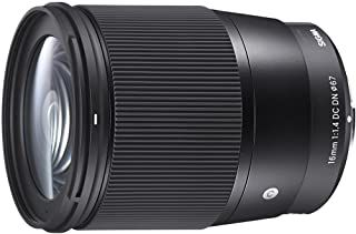 Sigma 16mm F 1 4 Dc Dn Contemporary Lens Black 4 8 Out Of 5 Stars 644 3499034990 3900039000 Save 401 Best Camera Lenses Best Canon Lenses Mirrorless Camera