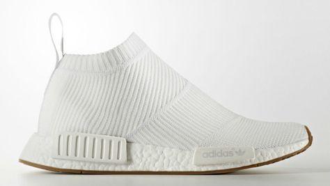 "adidas Nmd City Sock ""White Gum"""